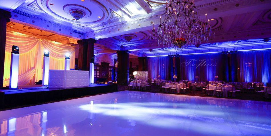 Brittany Pete S Wedding W Dj Taso Crystal Tea Room Philadelphia Pa